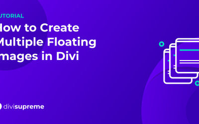 How to Create Multiple Floating Images in Divi