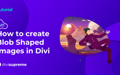 How to Create Blob Shaped Images in Divi